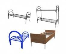 Metal beds double