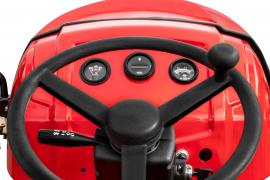 Mini tractor Rossel XT-152D