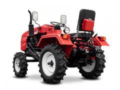 Мини-трактор Rossel XT-184D