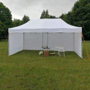 Rental of marquees